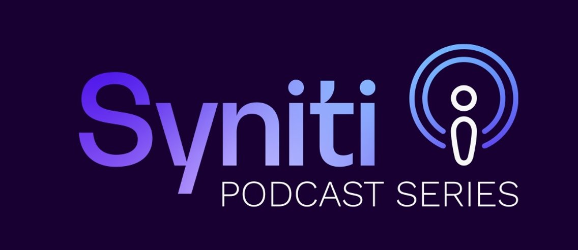 Syniti Podcast Series - Cover Image