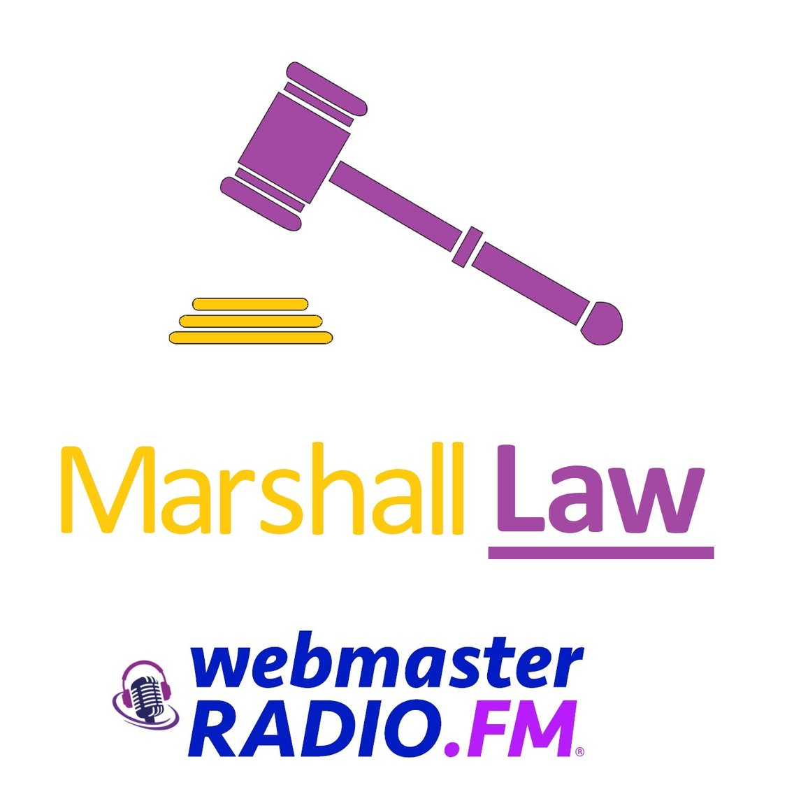 Marshall Law with John Marshall - imagen de portada