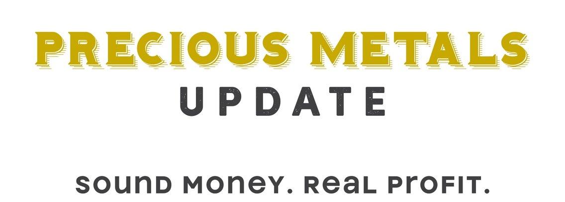Precious Metals Market Update - immagine di copertina