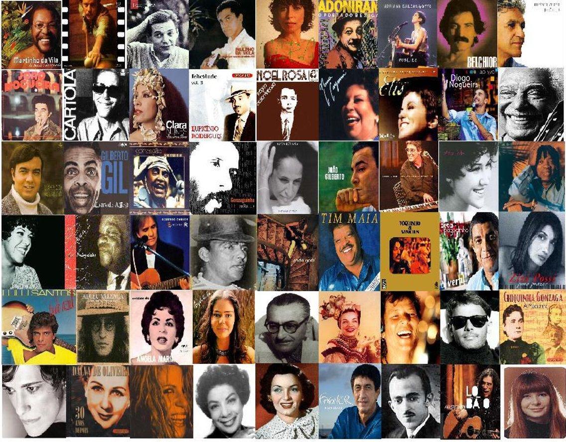 CLÁSSICOS DA MPB - immagine di copertina