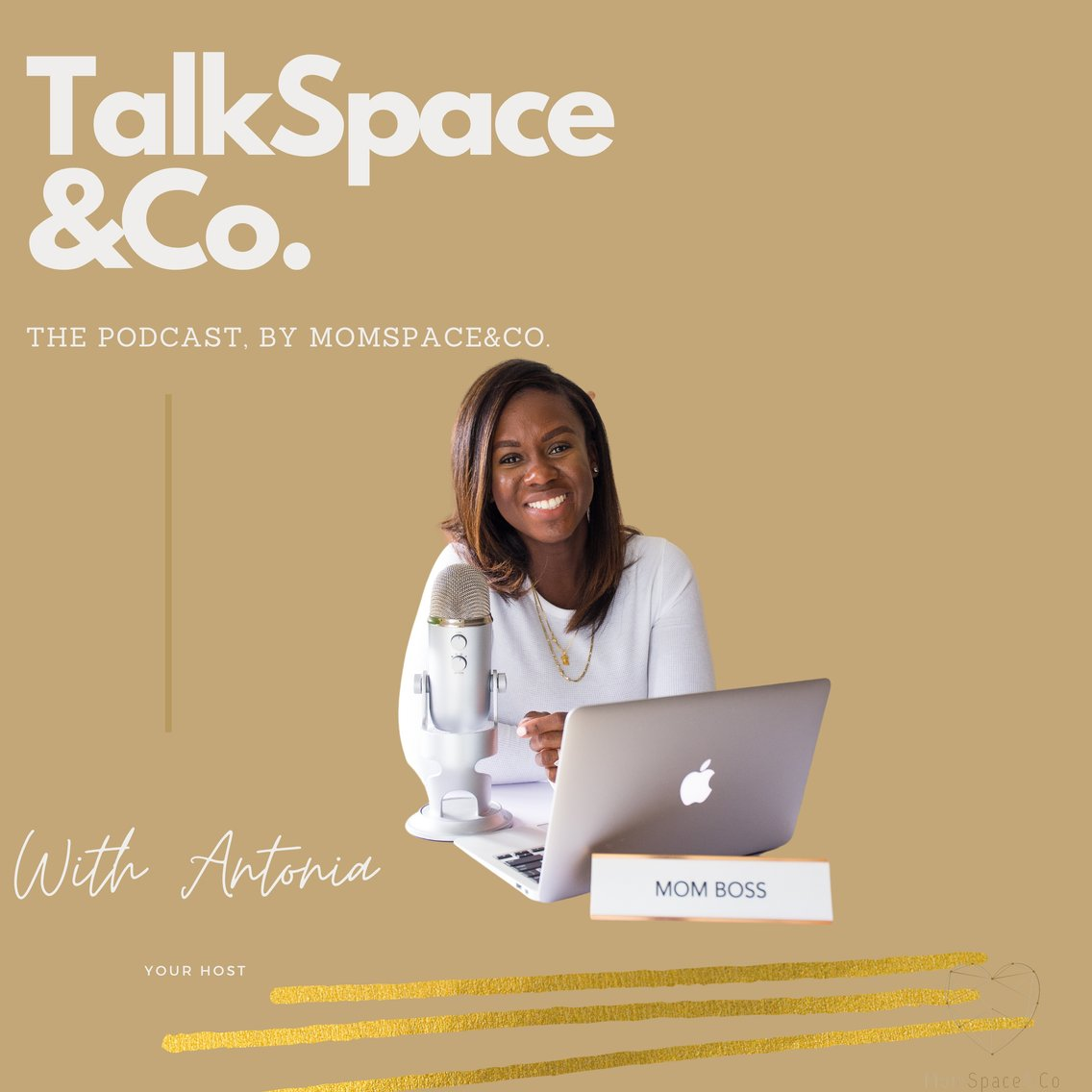 Talk Space&Co. The Podcast - Cover Image