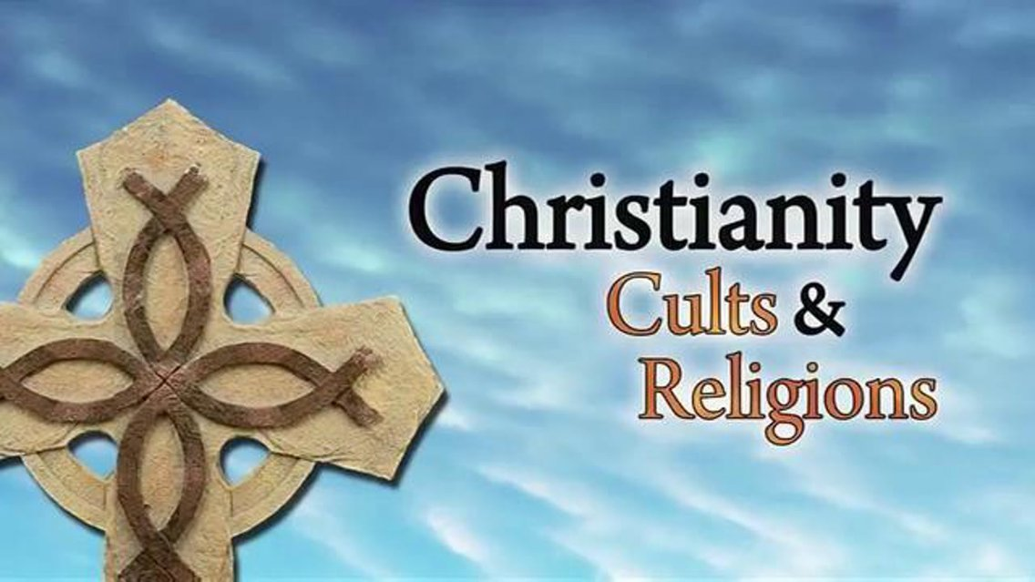 Questions About Cults & Religions - Cover Image