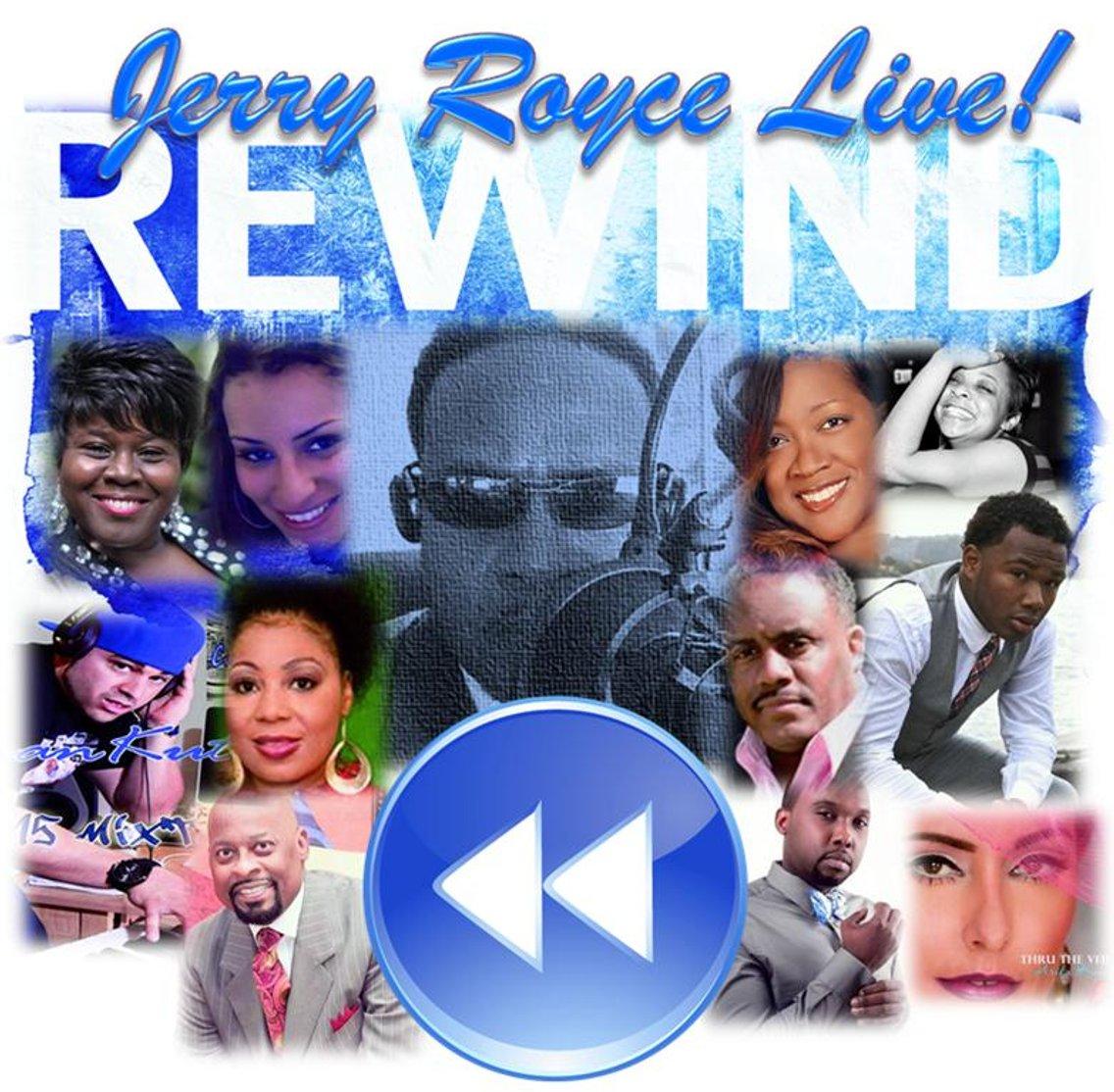 STREAMIN' WIT' JERRY ROYCE LIVE DAY SHOW - immagine di copertina