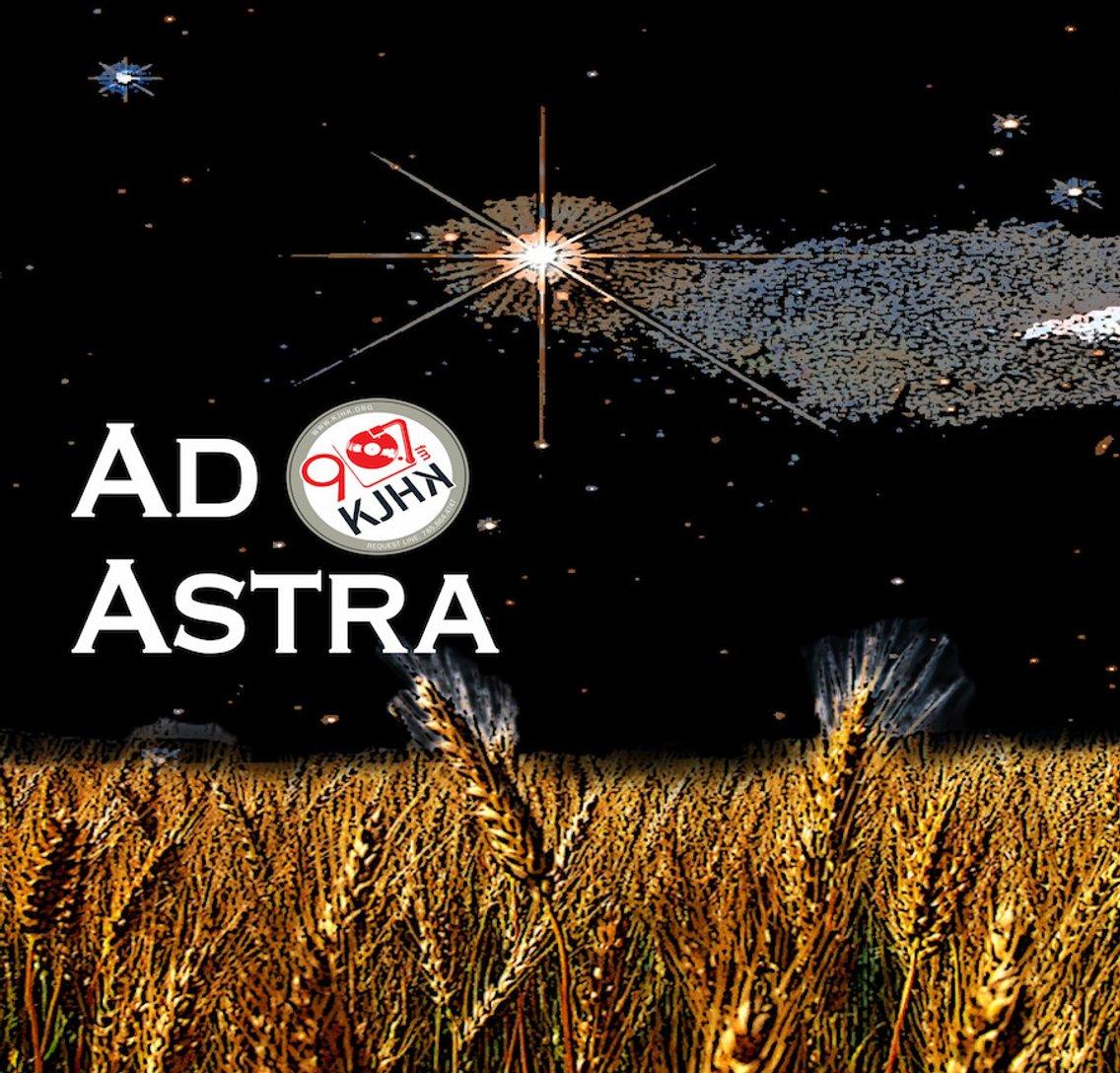 KJHK Ad Astra - Cover Image