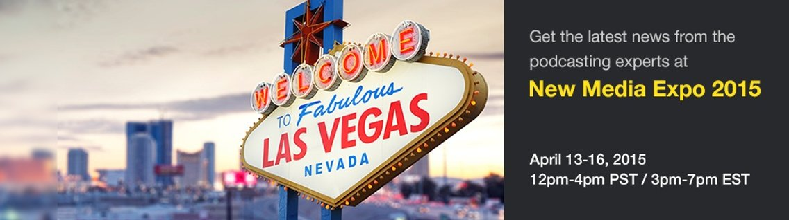 Spreaker Live from NMX/NAB 2015 - Cover Image