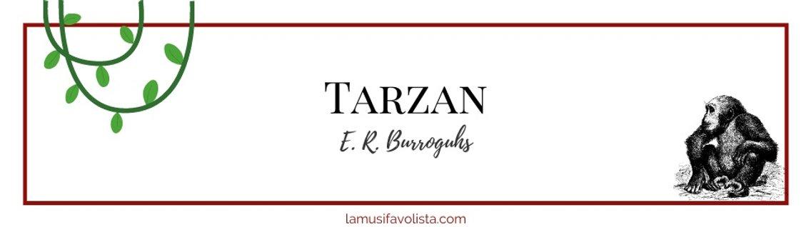 TARZAN - E.A. Burroughs ☆ Audiolibro ☆ - immagine di copertina