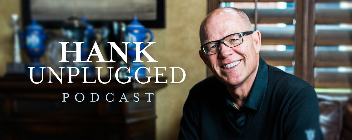 Hank Unplugged: Essential Christian Conversations - Cover Image