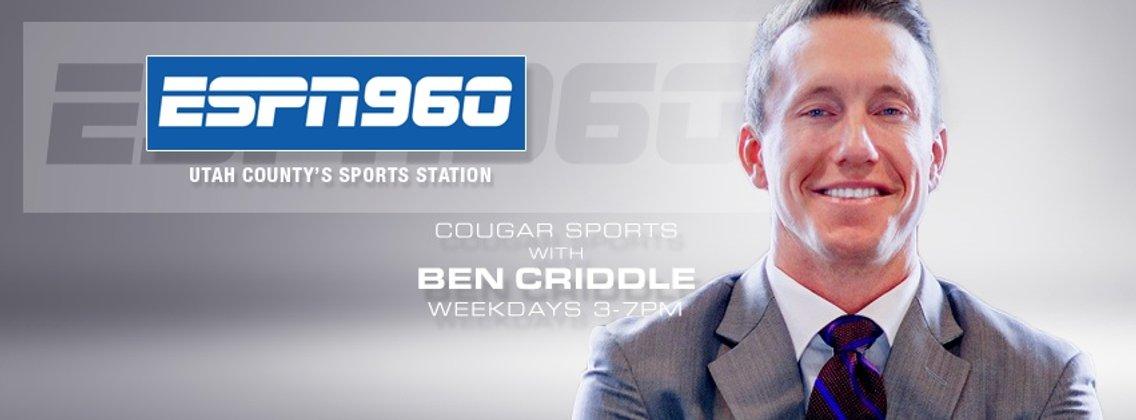 Cougar Sports with Ben Criddle - imagen de portada