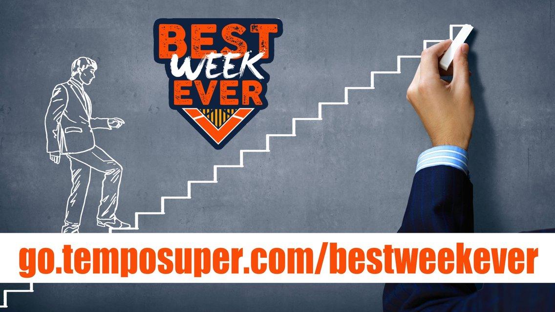 BestWeekEver - Produttività al TOP - Cover Image