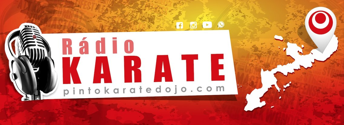 RÁDIO KARATE - Cover Image