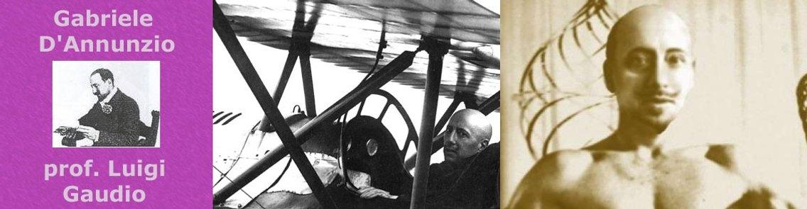 Gabriele D'Annunzio - Cover Image