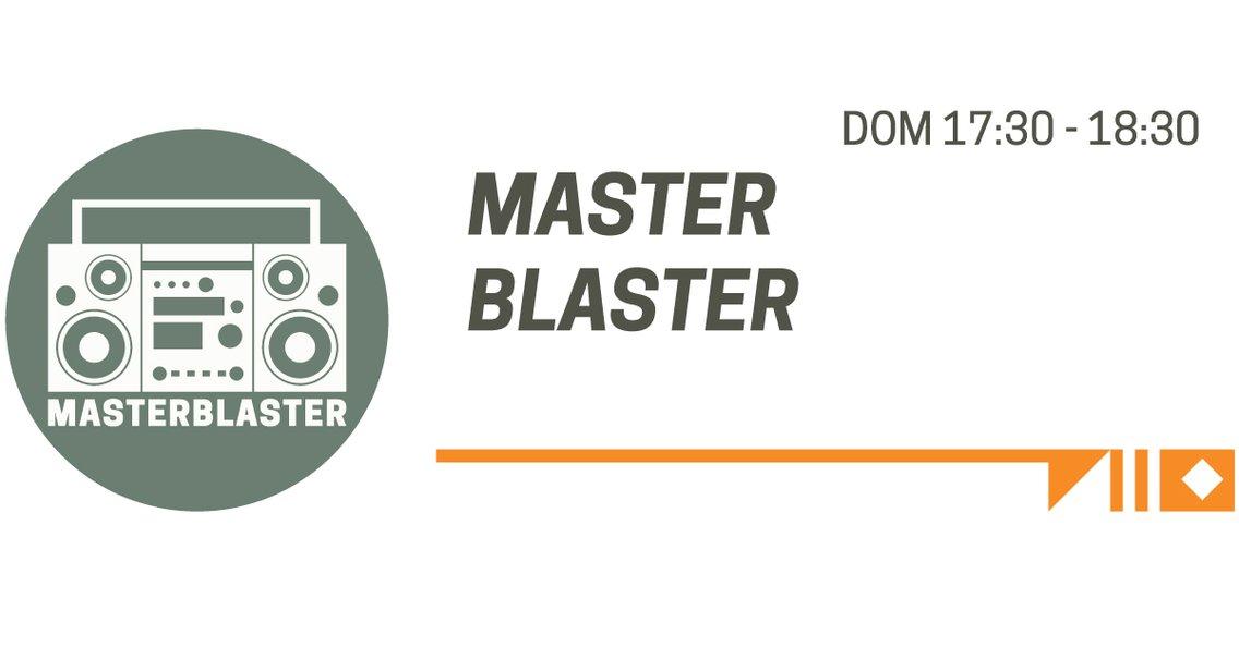 MASTER BLASTER Hip Hop - immagine di copertina