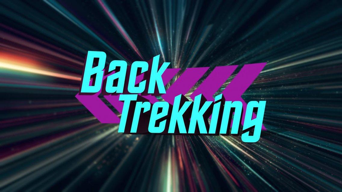 BackTrekking - Cover Image