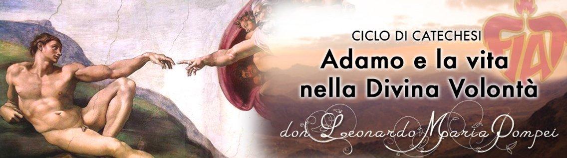 Adamo e la vita nella Divina Volontà - immagine di copertina