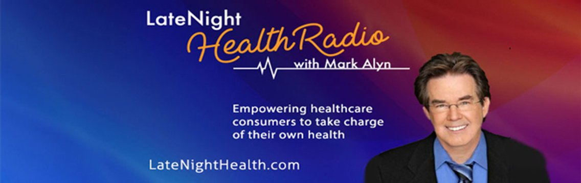 Late Night Health Radio - imagen de portada