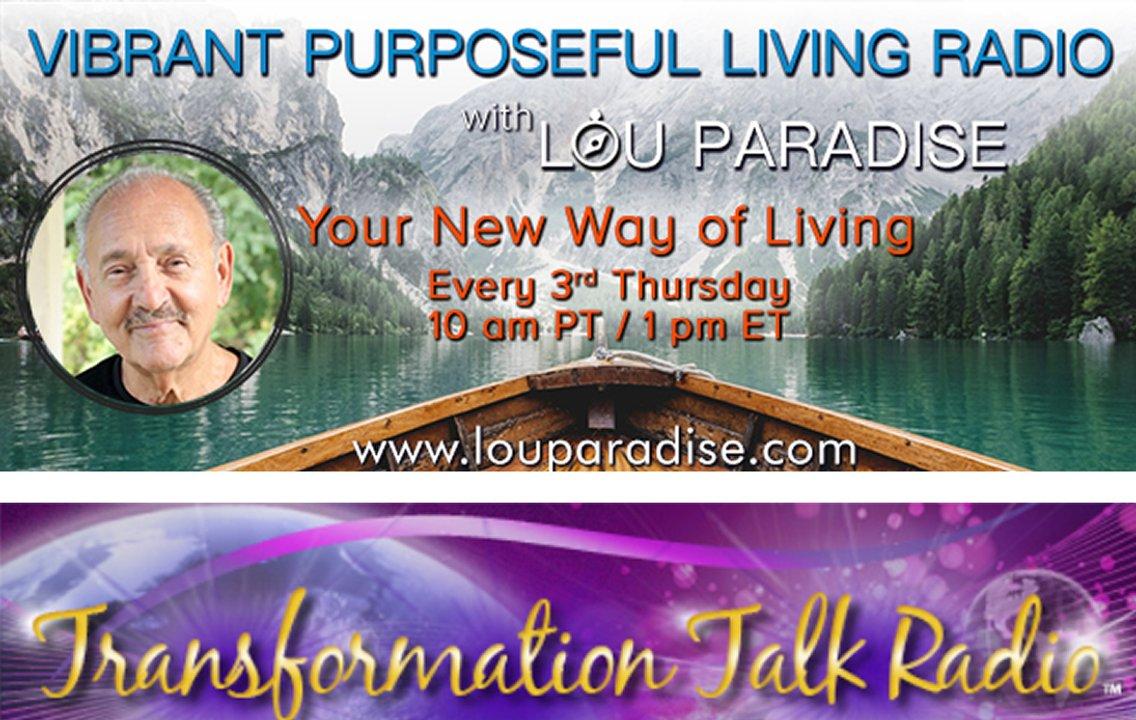 Vibrant Purposeful Living Radio - immagine di copertina