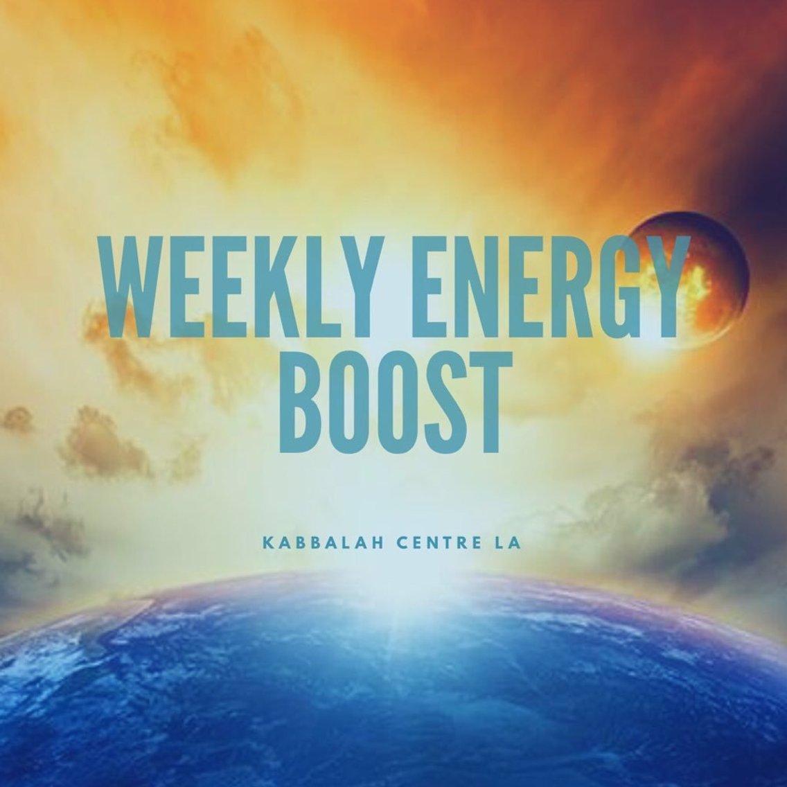 Weekly Energy Boost - immagine di copertina
