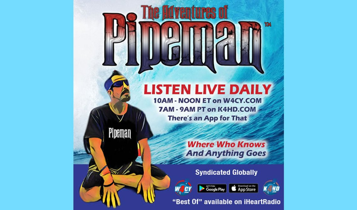 The Adventures of Pipeman - immagine di copertina