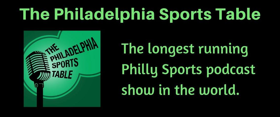 The Philadelphia Sports Table - Cover Image