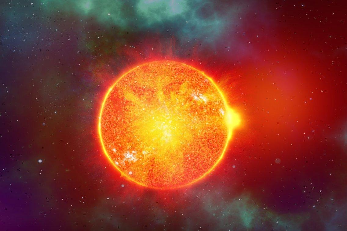 Spiritual Sunshine - Cover Image