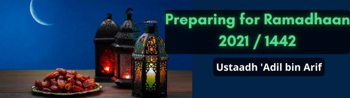 Preparing for Ramadhaan  2021/1442 - Cover Image