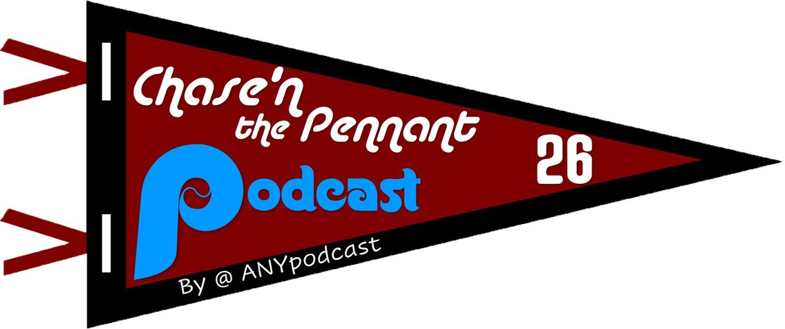 Chase'n The Pennant Podcast - Cover Image
