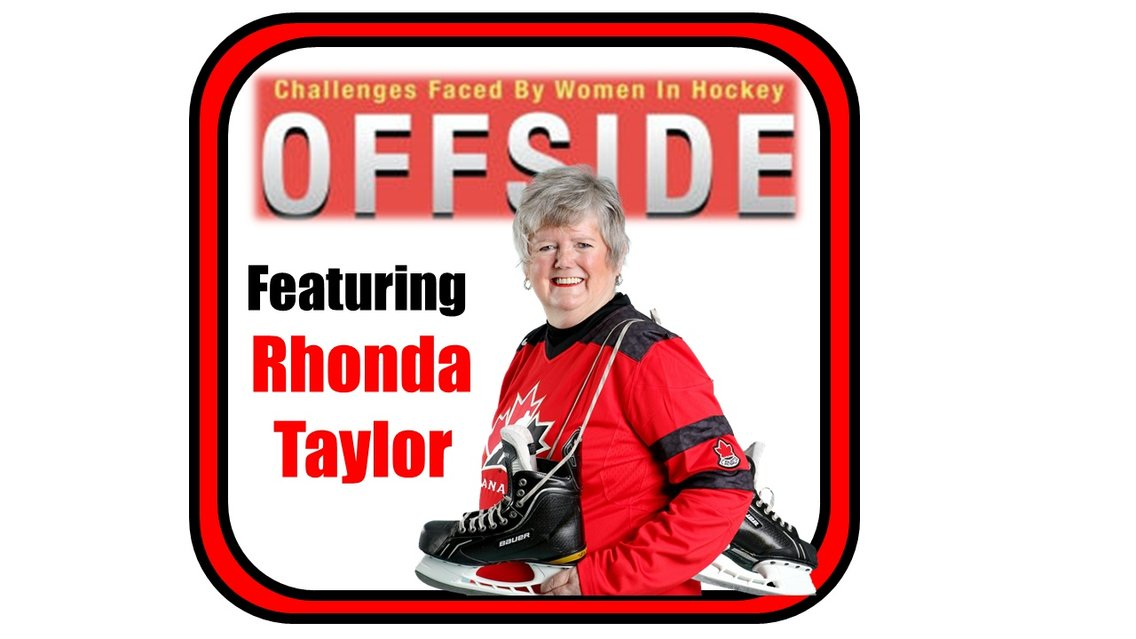 OFFSIDE - Challenges Faced By Women In Hockey - Cover Image