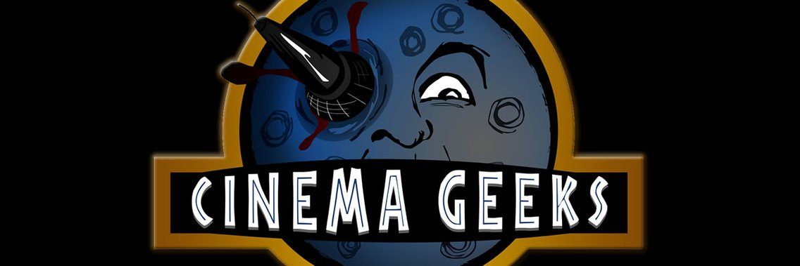 CINEMA GEEKS - imagen de portada