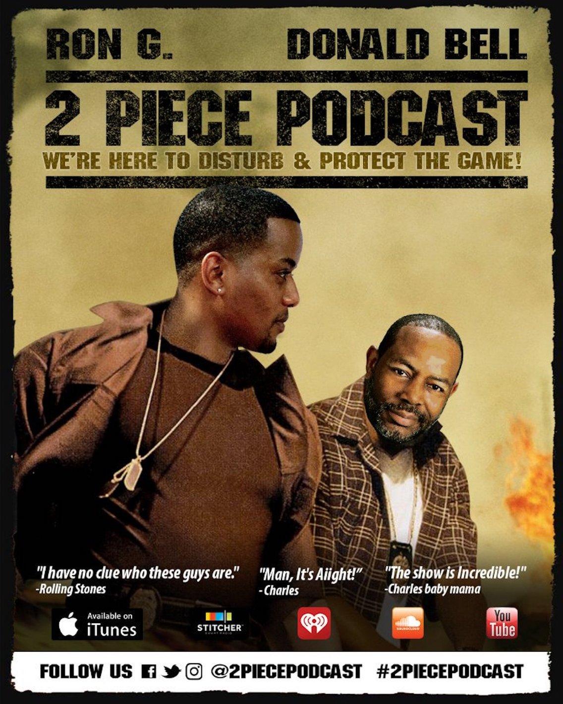 2 Piece Podcast - immagine di copertina
