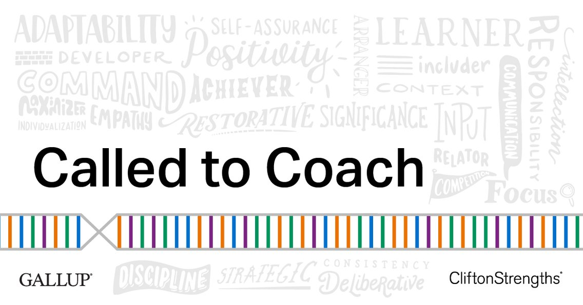 Gallup Called to Coach - Cover Image