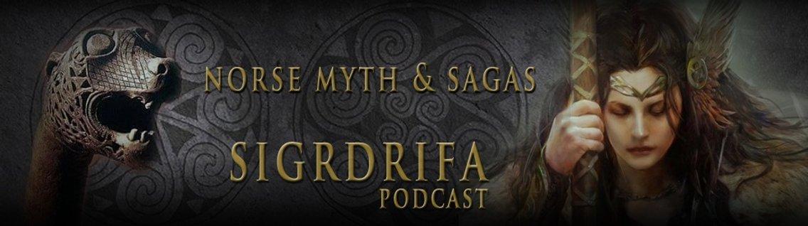 Nordiska myter & sagor med Sigrdrifa - Cover Image