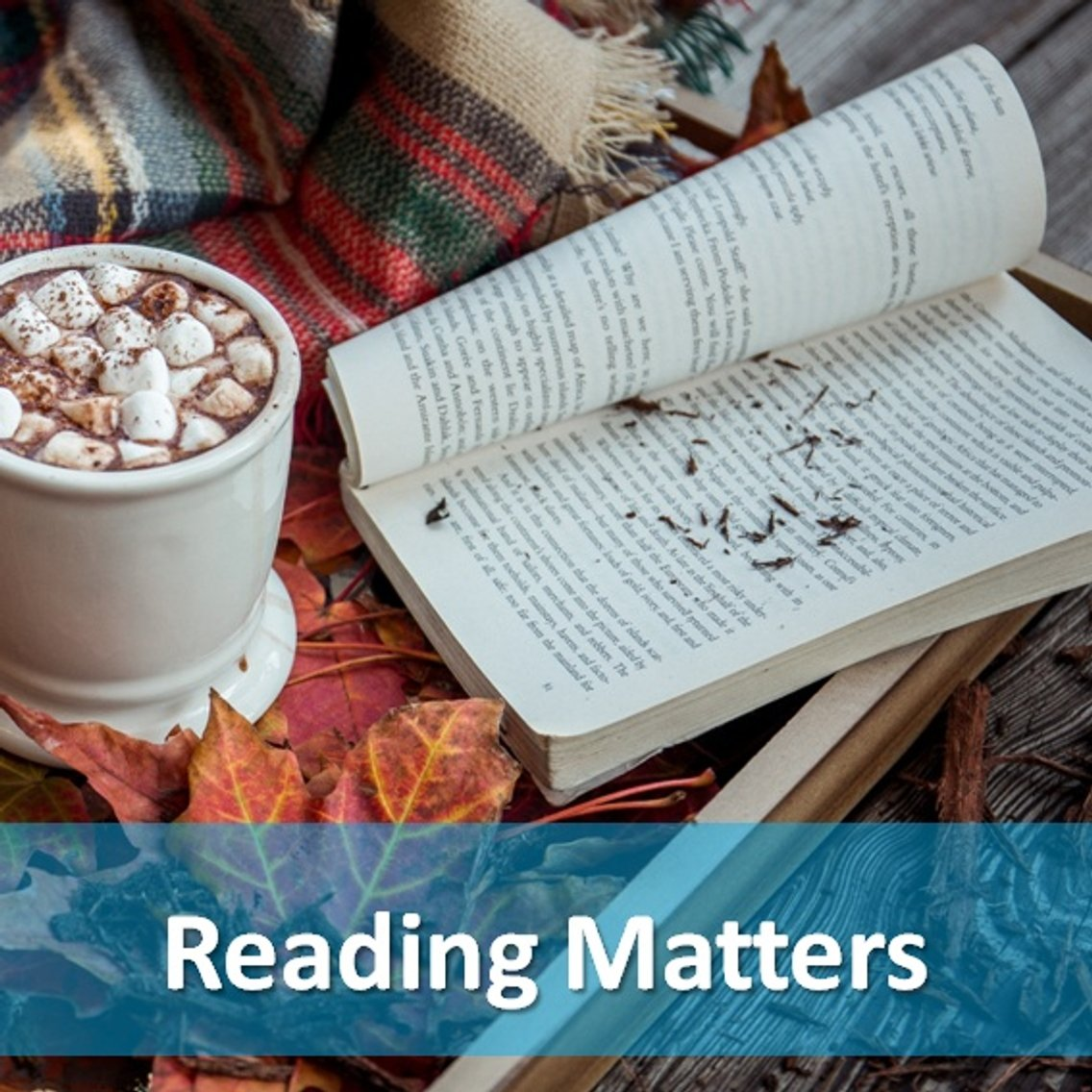 Reading Matters - Cover Image