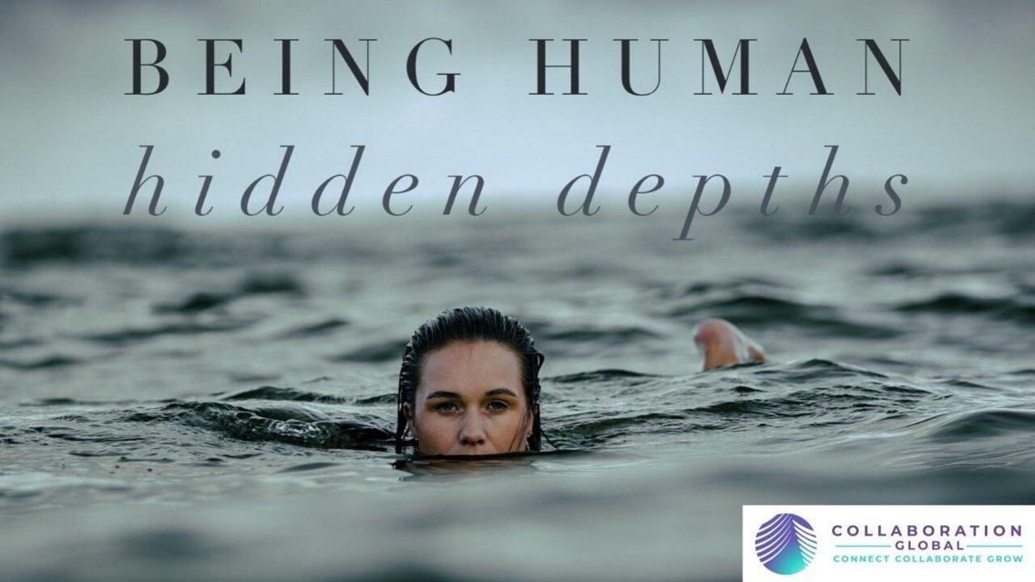 Being Human Hidden Depths - Cover Image