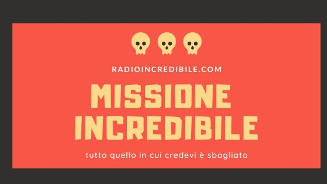 Missione Incredibile - Cover Image