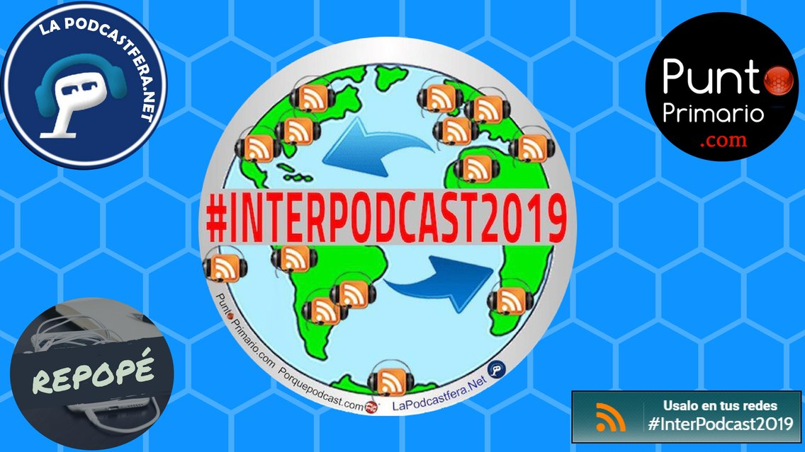 InterPodcast - Cover Image