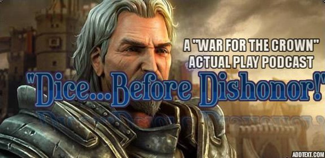 """DICE Before Dishonor"" Pathfinder ALL Cavalier Party! - immagine di copertina"