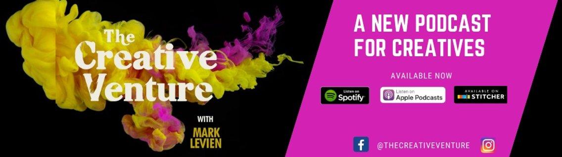 The Creative Venture Podcast - imagen de portada