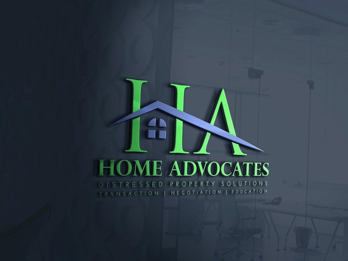 Home Advocates   Distressed Property - immagine di copertina