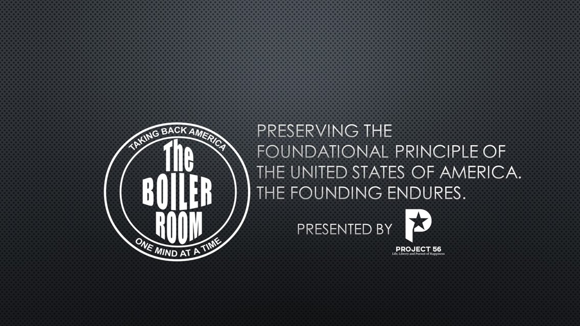 The Boiler Room - Cover Image