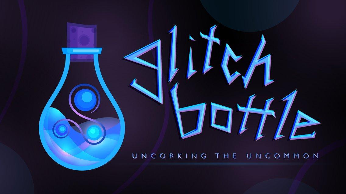Glitch Bottle Podcast - immagine di copertina
