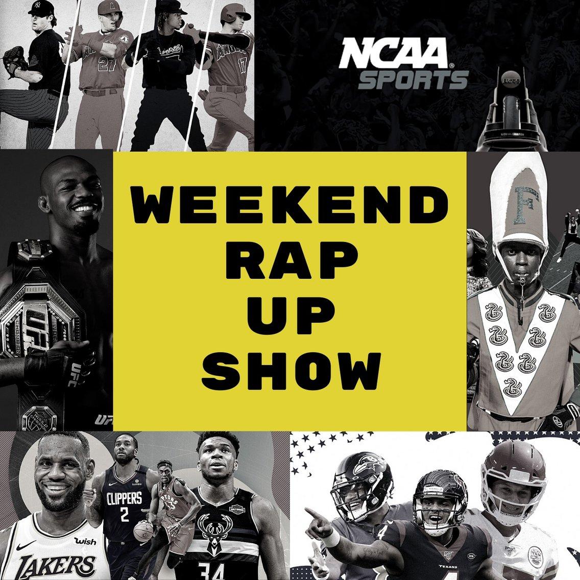 Weekend Rap Up - immagine di copertina