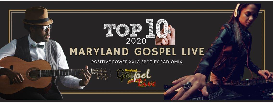 "POSITIVE POWER ""TOP 20"" PLAYLIST FOR SPOTIFY & IHEART RADIO - immagine di copertina"