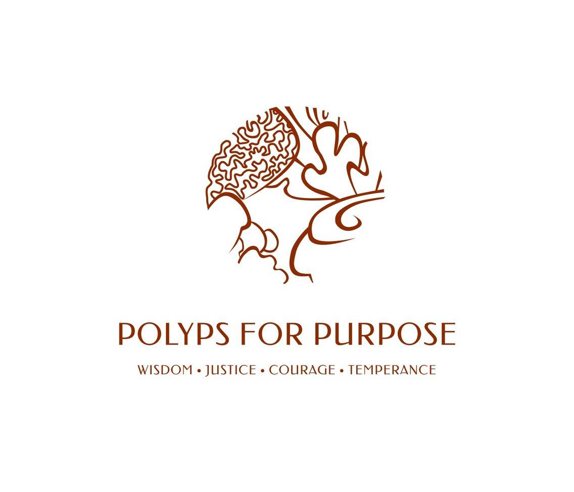Polyps for Purpose Podcast - imagen de portada
