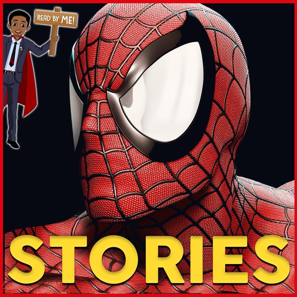 Sleep Stories - Superheros! - immagine di copertina