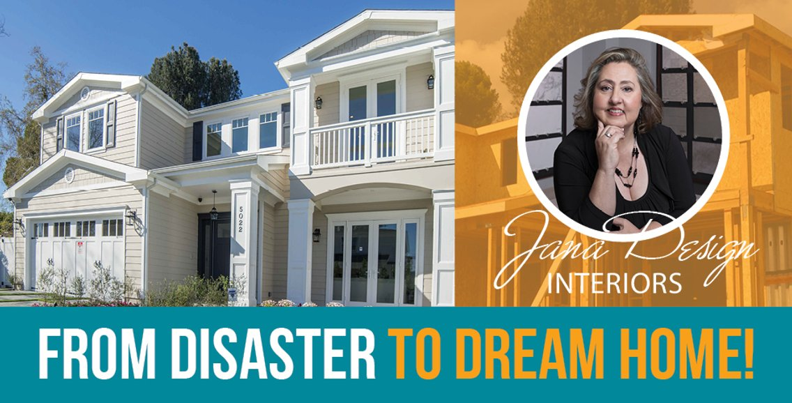 From Disaster to Dream Home! - Cover Image