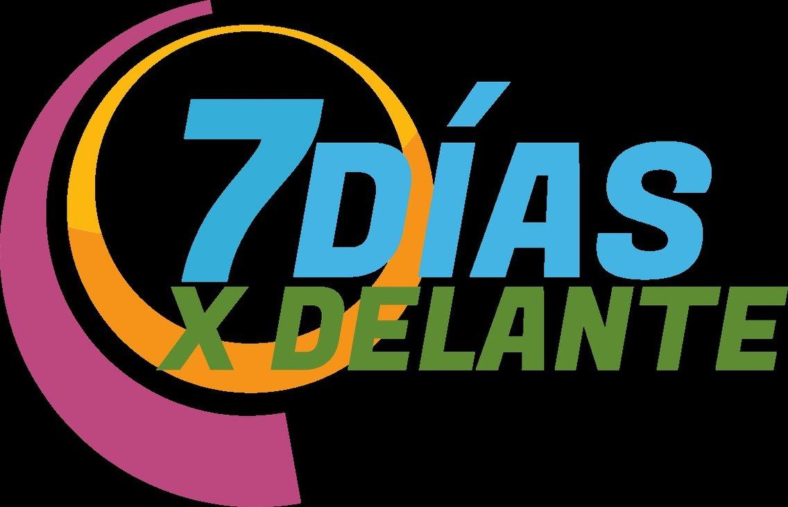 7 Días x Delante - imagen de portada