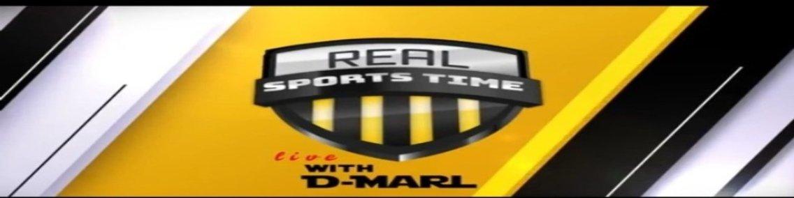 """""""REAL SPORTS TIME PODCAST""""w D-MARL - immagine di copertina"""