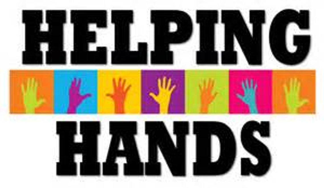 Helping Hands Of Faith #2 - Cover Image