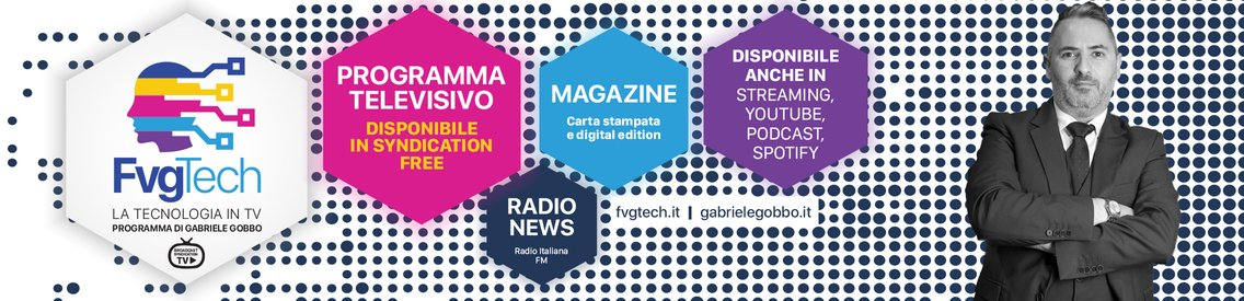 FvgTech Programma TV di Gabriele Gobbo (versione audio) - Cover Image
