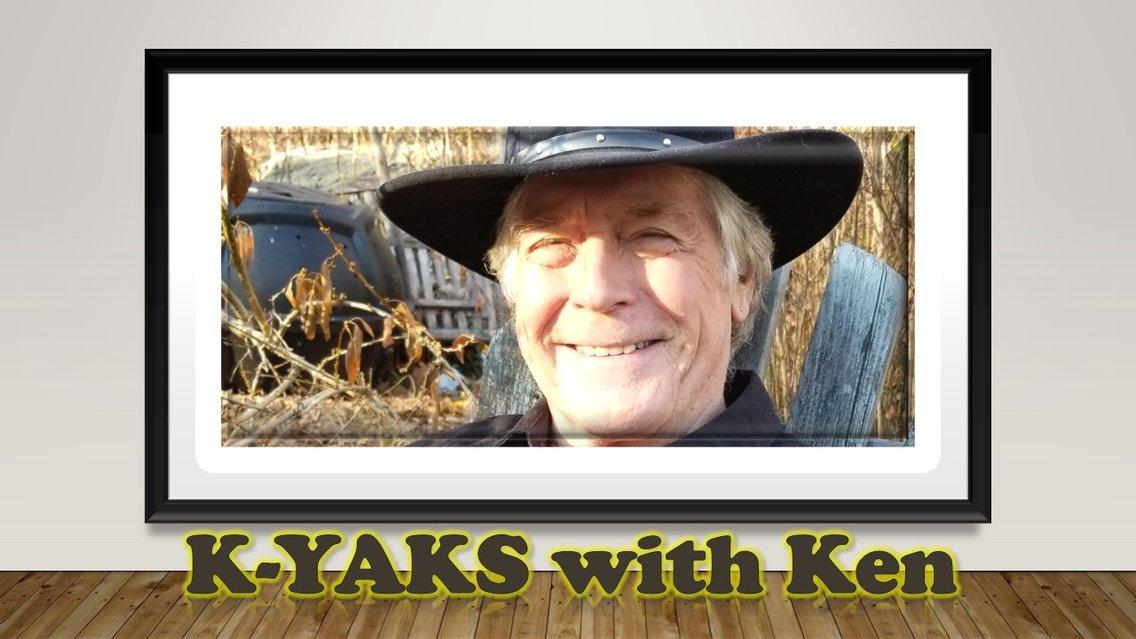 K-Yaks/Ken Ludmer - immagine di copertina